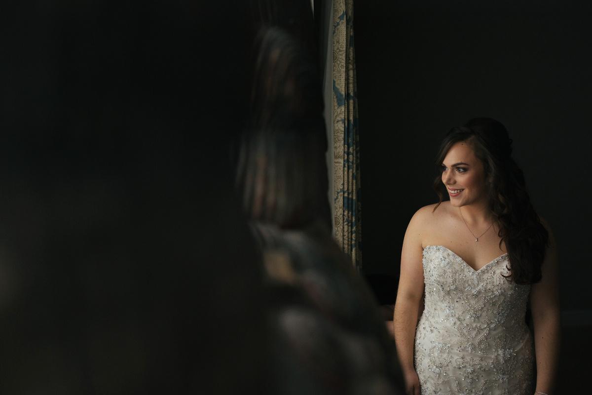 YAP Bridal Boutique dress