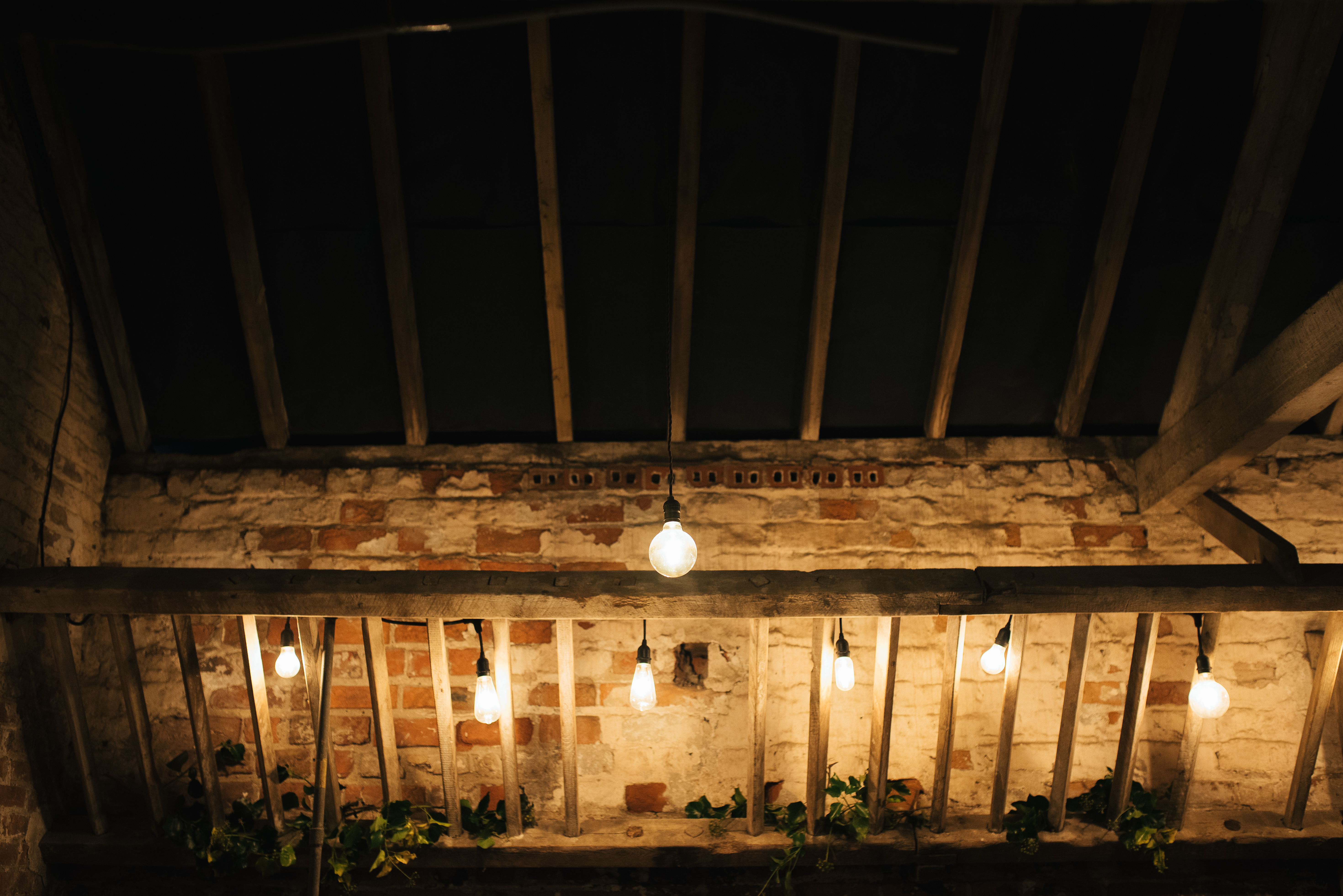 The cow shed at the normans