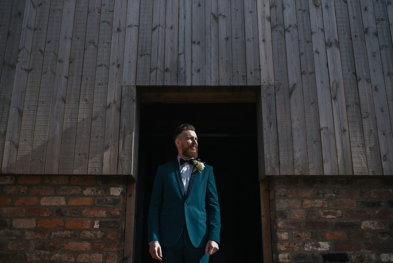 Groom-at-The-Normans-Wedding-2019