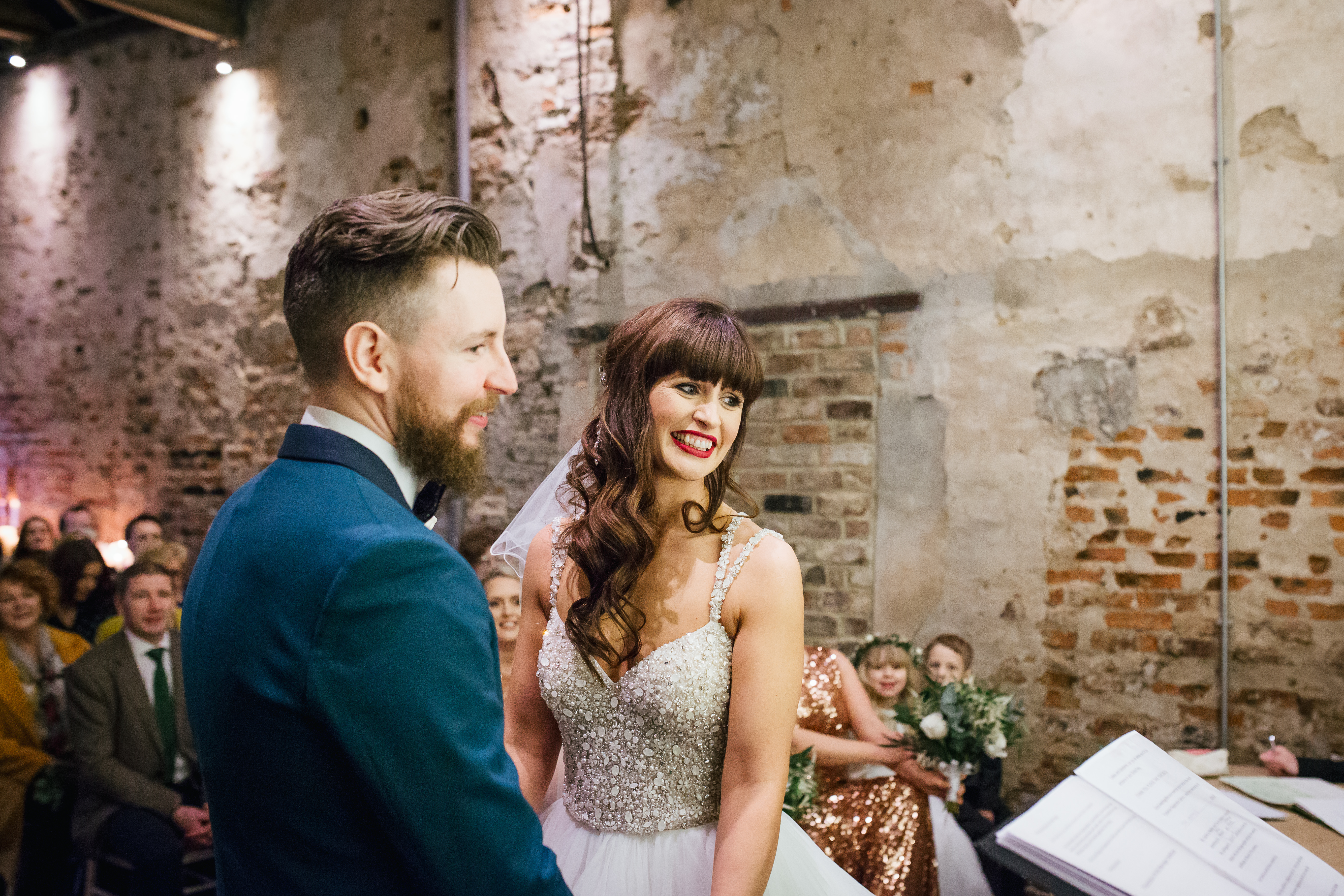 Boho weddings at the Normans 2019