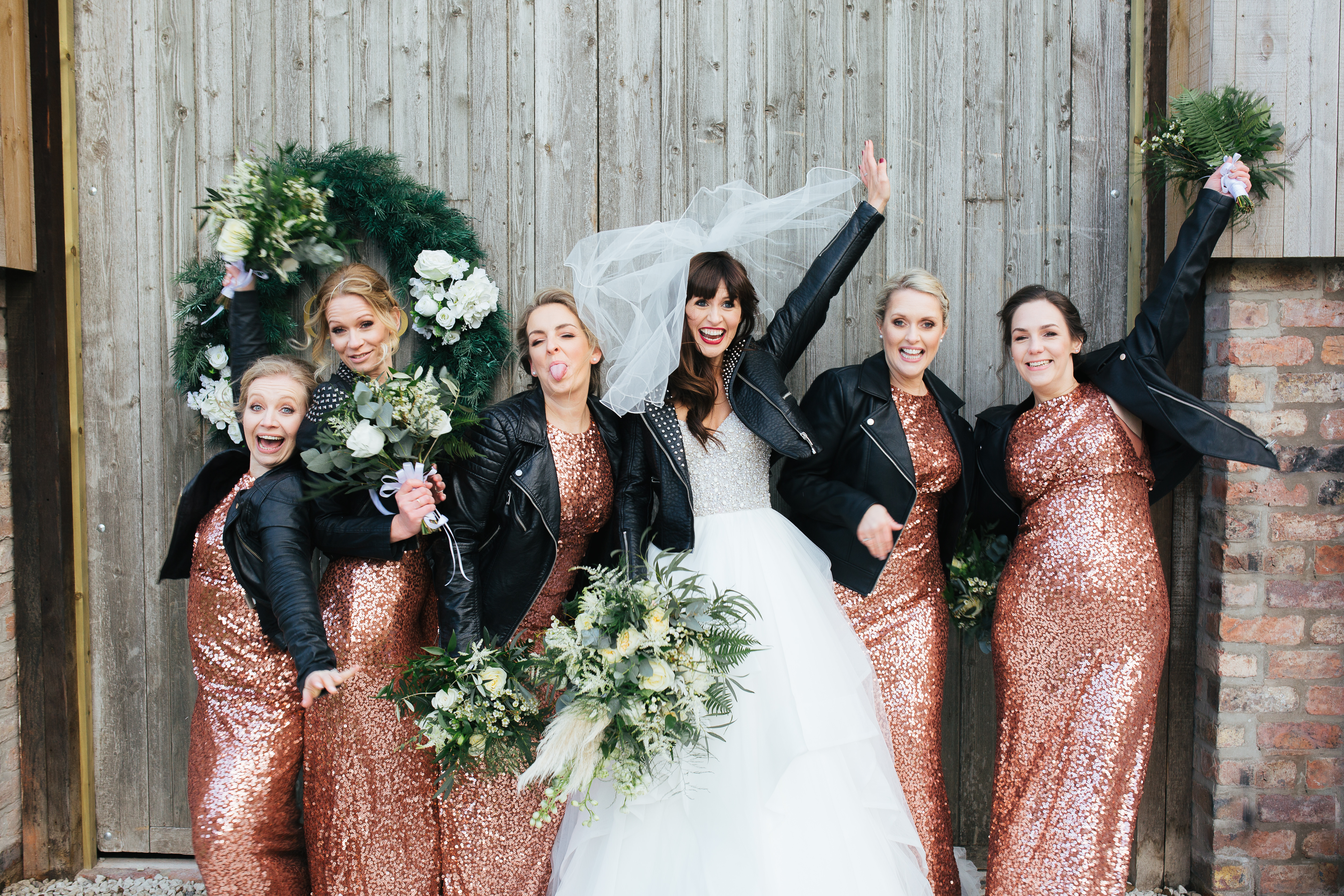 Bride style the normans weddings 2019
