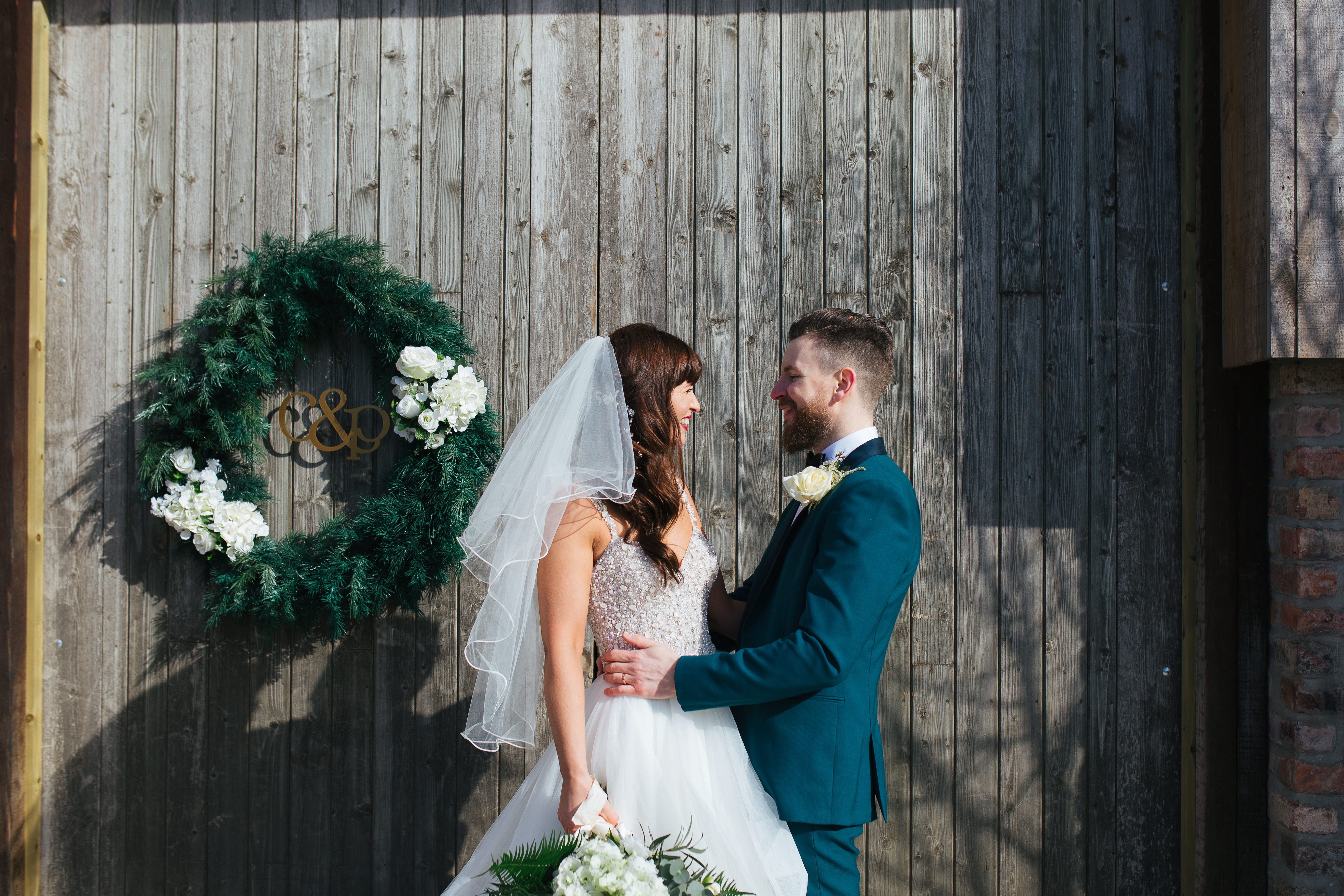 Beautiful-couple-at-the-normans-weddings