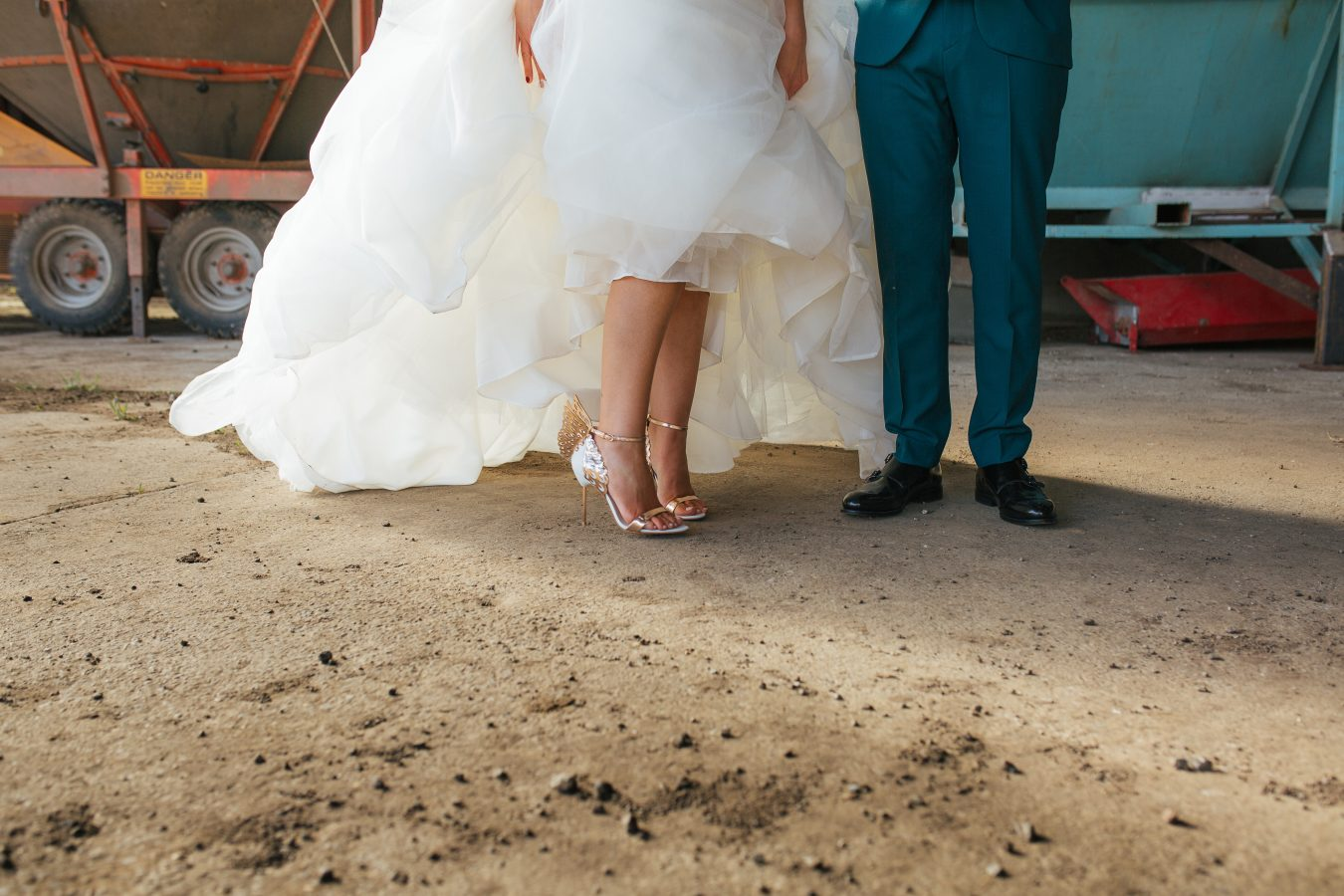 The-Normans-Weddings-shoes
