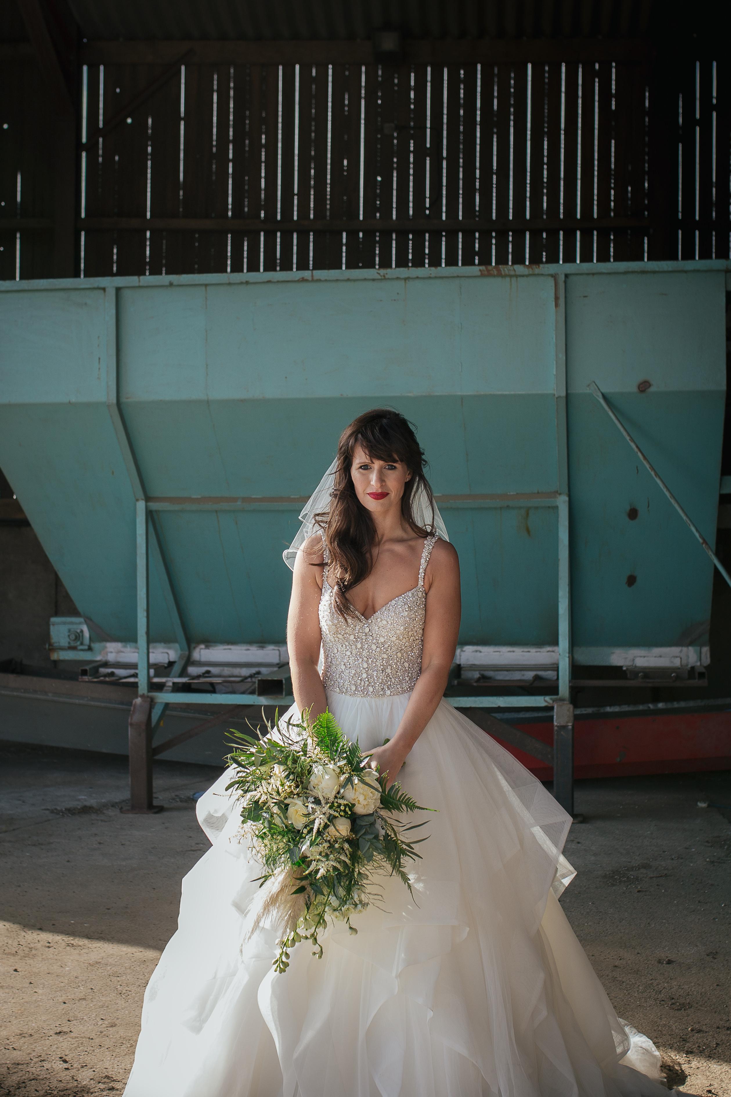 Sottero and Midgley leeds bride