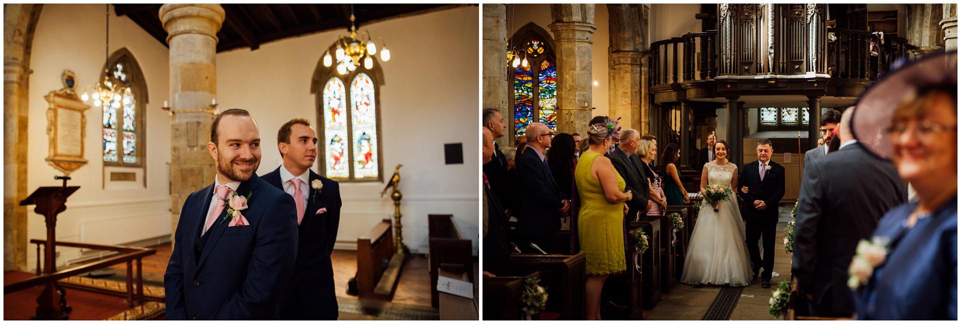 St Chads Durham Wedding Jules Barron North Yorkshire