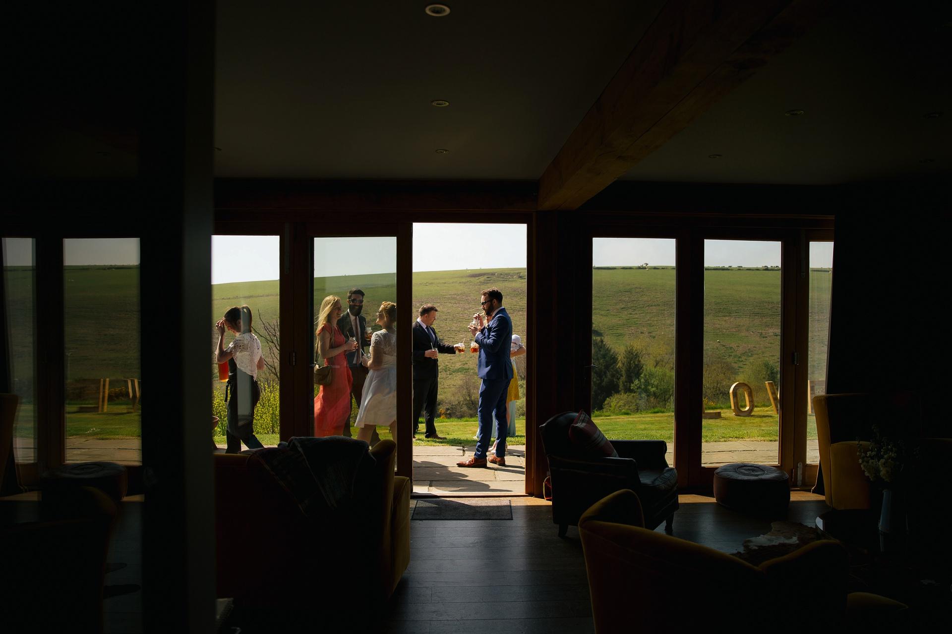 Tregulland weddings