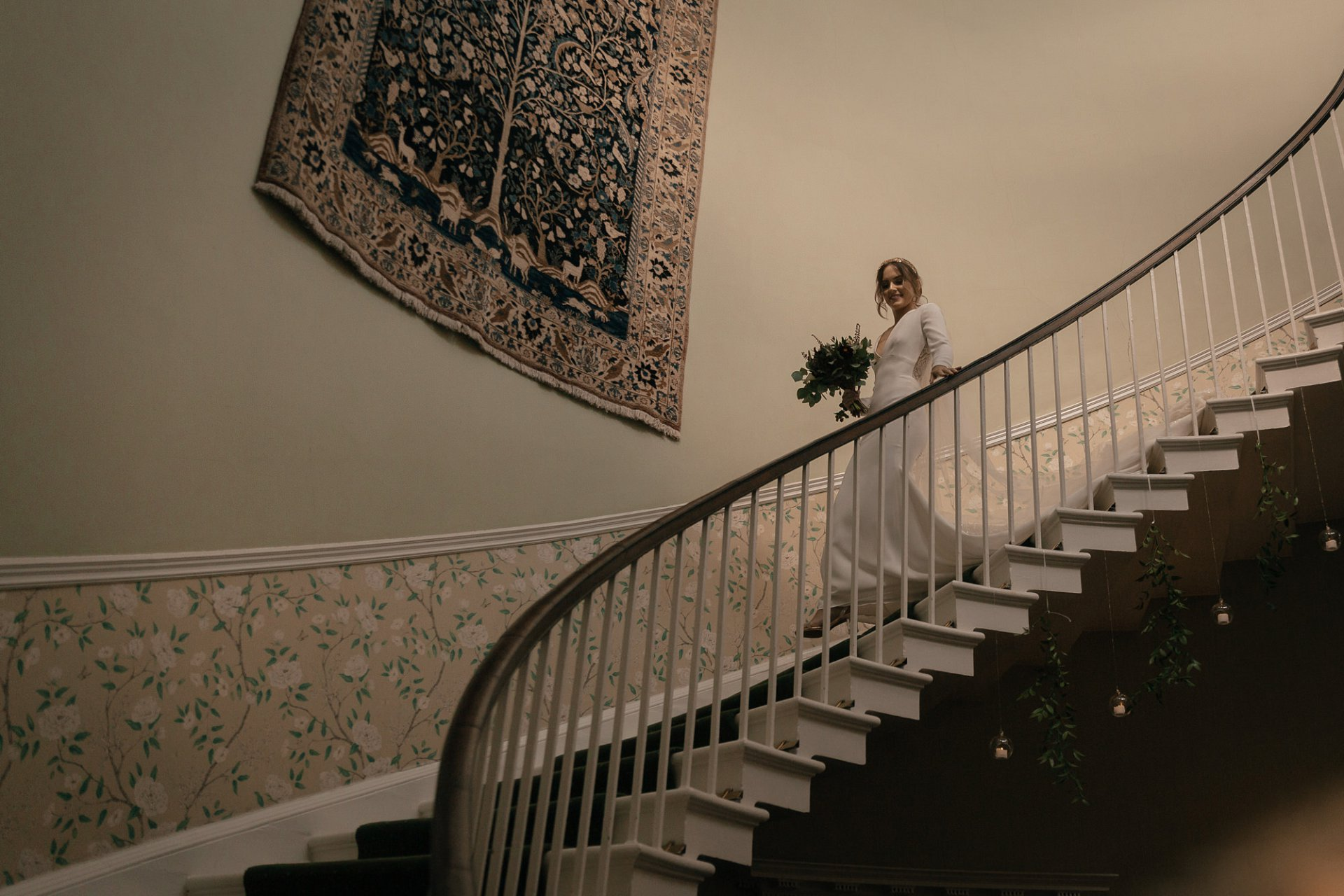 Middleton Lodge main house wedding