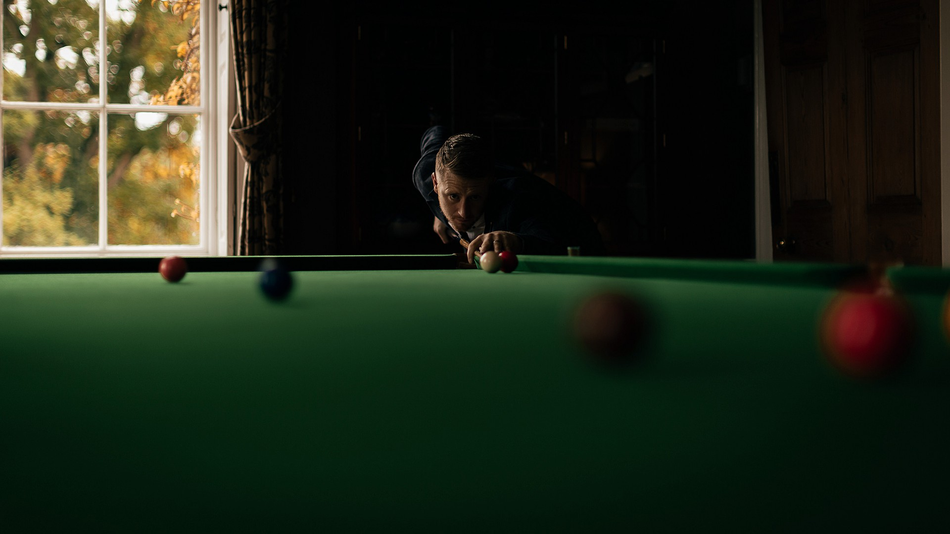 middleton lodge snooker room